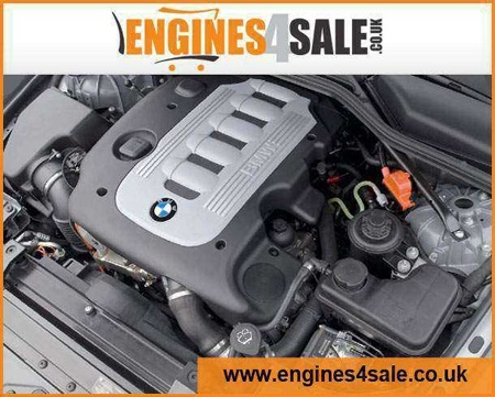 Engine For BMW 635d-Diesel